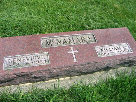 MCNAMARA, WILLIAM F. - Buchanan County, Iowa | WILLIAM F. MCNAMARA