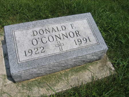 O'CONNOR, DONALD F. - Buchanan County, Iowa | DONALD F. O'CONNOR