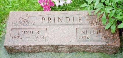PRINDLE, NELLIE - Buchanan County, Iowa | NELLIE PRINDLE