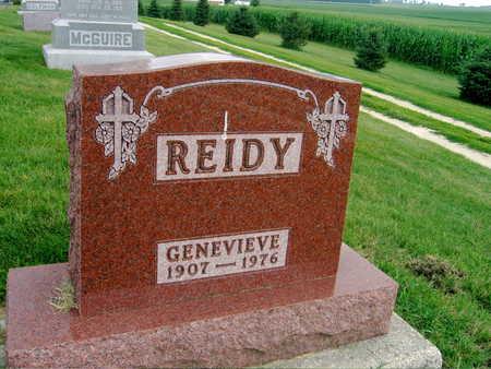 REIDY, GENEVIEVE - Buchanan County, Iowa | GENEVIEVE REIDY