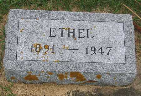 STRONG, ETHEL - Buchanan County, Iowa | ETHEL STRONG