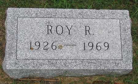STRONG, ROY - Buchanan County, Iowa | ROY STRONG
