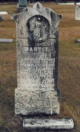 TORRENCE, MARY EMOGENE - Buchanan County, Iowa | MARY EMOGENE TORRENCE