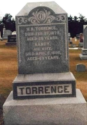 TORRENCE, NANCY - Buchanan County, Iowa | NANCY TORRENCE
