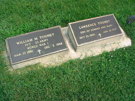 TOUHEY, WILLIAM M. - Buchanan County, Iowa | WILLIAM M. TOUHEY