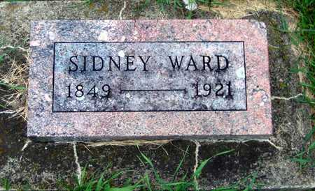 WARD, SIDNEY W. - Buchanan County, Iowa | SIDNEY W. WARD