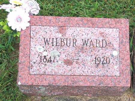 WARD, WILBUR F. - Buchanan County, Iowa | WILBUR F. WARD