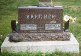 BRECHER, RUBY ETHEL - Buena Vista County, Iowa | RUBY ETHEL BRECHER
