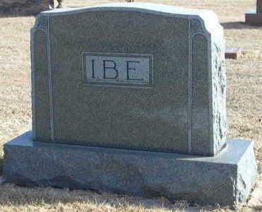 IBE, FAMILY STONE - Buena Vista County, Iowa | FAMILY STONE IBE