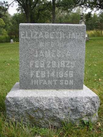 BONWELL, ELIZABETH JANE - Butler County, Iowa | ELIZABETH JANE BONWELL
