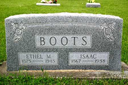 TITUS BOOTS, ETHYL MILDRED - Butler County, Iowa | ETHYL MILDRED TITUS BOOTS