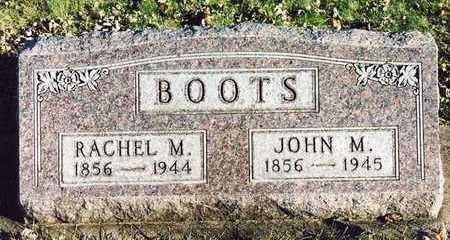 BOOTS, JOHN MARTIN - Butler County, Iowa | JOHN MARTIN BOOTS