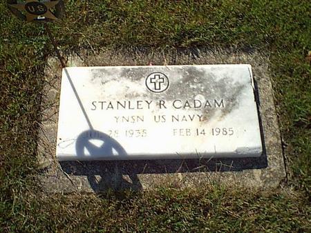 CADAM, STANLEY - Butler County, Iowa | STANLEY CADAM