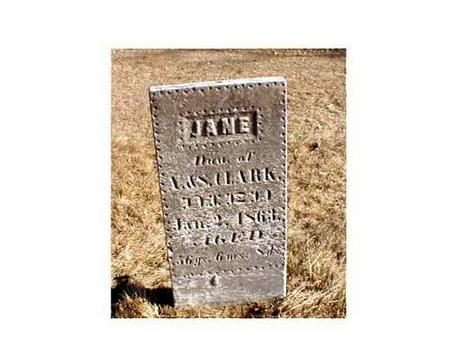 CLARK, JANE - Butler County, Iowa | JANE CLARK