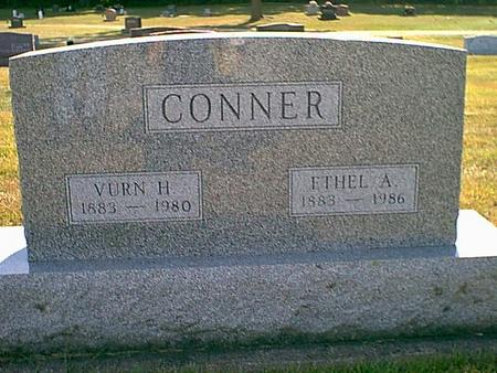 CALEASE CONNER, ETHEL - Butler County, Iowa | ETHEL CALEASE CONNER
