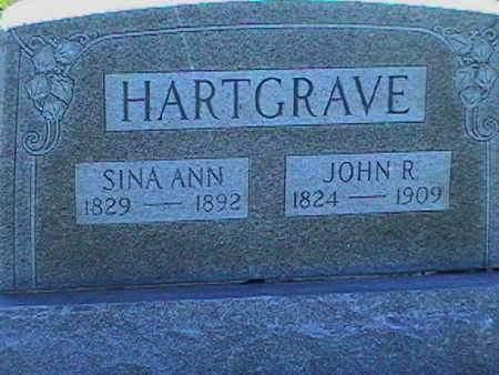 STACEY HARTGRAVE, SINA ANN - Butler County, Iowa | SINA ANN STACEY HARTGRAVE