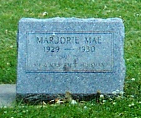 HUISMAN, MARJORIE - Butler County, Iowa | MARJORIE HUISMAN