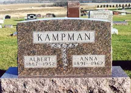 KAMPMAN, ALBERT - Butler County, Iowa | ALBERT KAMPMAN