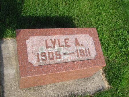 KLINETOB, LYLE A. - Butler County, Iowa | LYLE A. KLINETOB