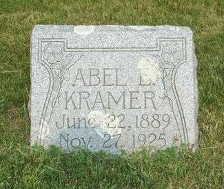 KRAMER, ABEL E. - Butler County, Iowa | ABEL E. KRAMER