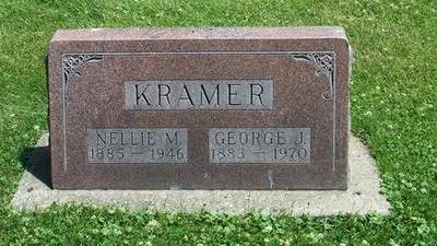 GALPIN KRAMER, NELLIE - Butler County, Iowa | NELLIE GALPIN KRAMER