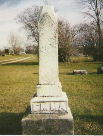 MCKINNEY, EMMA - Butler County, Iowa | EMMA MCKINNEY