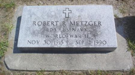 METZGER, ROBERT R. - Butler County, Iowa | ROBERT R. METZGER