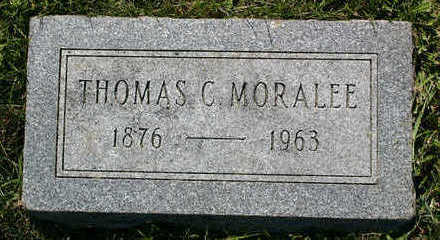MORALEE, THOMAS C. - Butler County, Iowa | THOMAS C. MORALEE