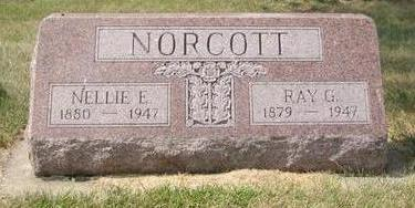 NORCOTT, RAY G. - Butler County, Iowa | RAY G. NORCOTT
