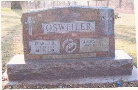 OSWEILER, CHARLES DAVID - Butler County, Iowa | CHARLES DAVID OSWEILER