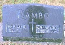 RAMBO, WILLIAM - Butler County, Iowa | WILLIAM RAMBO