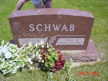 SCHWAB, IRA A. - Butler County, Iowa | IRA A. SCHWAB