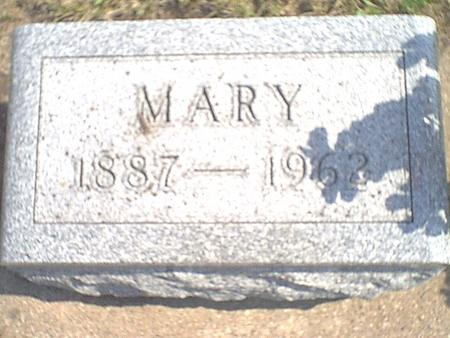 SKINNER, MARY - Butler County, Iowa | MARY SKINNER