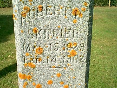 SKINNER, ROBERT - Butler County, Iowa | ROBERT SKINNER