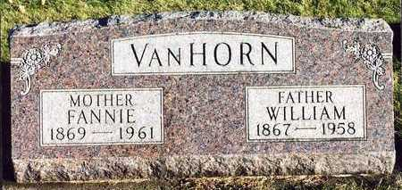 VAN HORN, WILLIAM - Butler County, Iowa | WILLIAM VAN HORN
