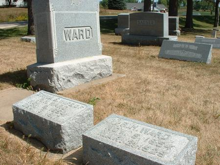 WARD, EMMA E. - Butler County, Iowa | EMMA E. WARD