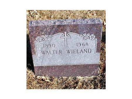 WIELAND, WALTER - Butler County, Iowa | WALTER WIELAND