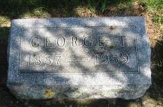 WILDER, GEORGE THOMAS - Butler County, Iowa   GEORGE THOMAS WILDER