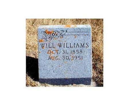 WILLIAMS, WILL - Butler County, Iowa | WILL WILLIAMS