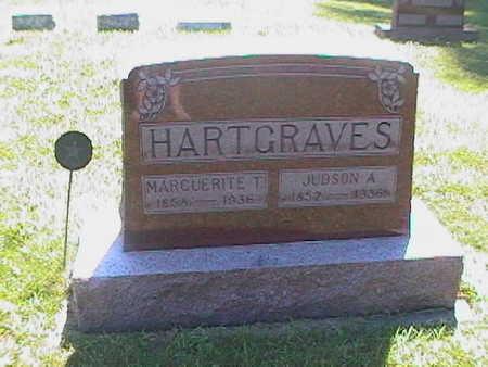 BENNETT HARTGRAVES, MARGUERITE T. - Butler County, Iowa | MARGUERITE T. BENNETT HARTGRAVES