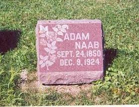 NAAB, ADAM - Butler County, Iowa | ADAM NAAB