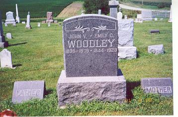 WOODLEY, JOHN - Butler County, Iowa | JOHN WOODLEY