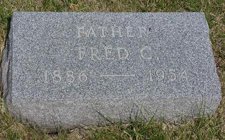 FROTSCHER, FREDERICK - Calhoun County, Iowa | FREDERICK FROTSCHER