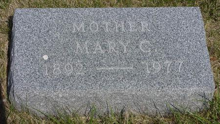 FROTSCHER, MARY - Calhoun County, Iowa | MARY FROTSCHER