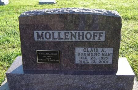 MOLLENHOFF, CLAIR A. - Calhoun County, Iowa | CLAIR A. MOLLENHOFF