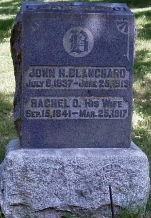 BLANCHARD, JOHN H - Carroll County, Iowa | JOHN H BLANCHARD
