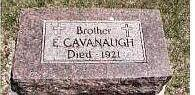 CAVANAUGH, EDWIN - Carroll County, Iowa | EDWIN CAVANAUGH