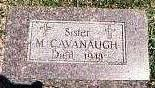 CAVANAUGH, MARGARET (MAGGIE) - Carroll County, Iowa | MARGARET (MAGGIE) CAVANAUGH