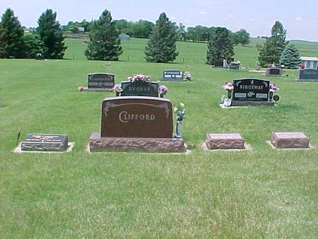 CLIFFORD, PLOT - Carroll County, Iowa | PLOT CLIFFORD