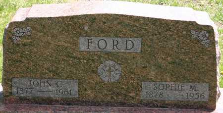 FORD, JOHN C - Carroll County, Iowa | JOHN C FORD